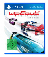 Sony WipEout Omega Collection