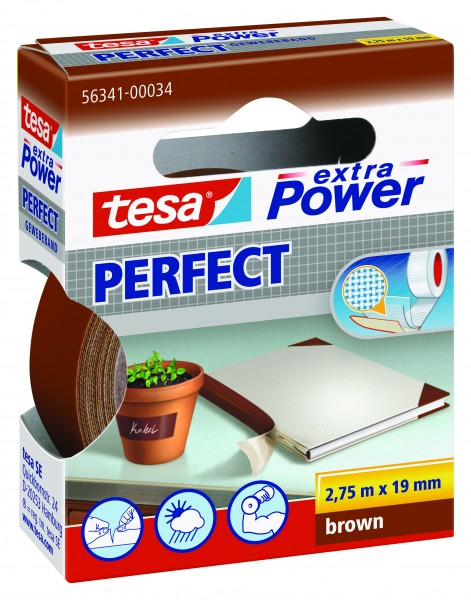 tesa-gewebeband-extra-power-perfect-2-75-m-x-19-mm