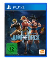 PS-4 Spiel Jump Force