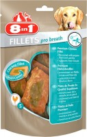 8in1 Hundesnack Fillets Pro Breath