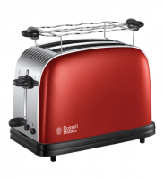 Russel Hobbs Toaster Flame red