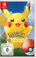 Switch Spiel Pokémon Let's Go, Pikachu!