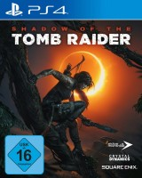 PS-4 Spiel Shadow of the Tomb Raider