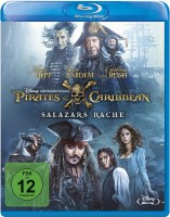 Bluray DVD Pirates of the Caribbean: