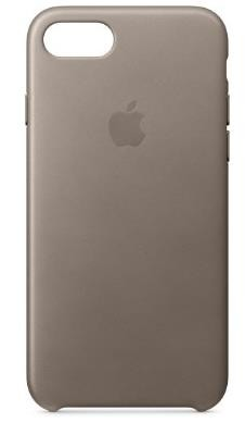 Apple Cover ´´taupe / Leder´´