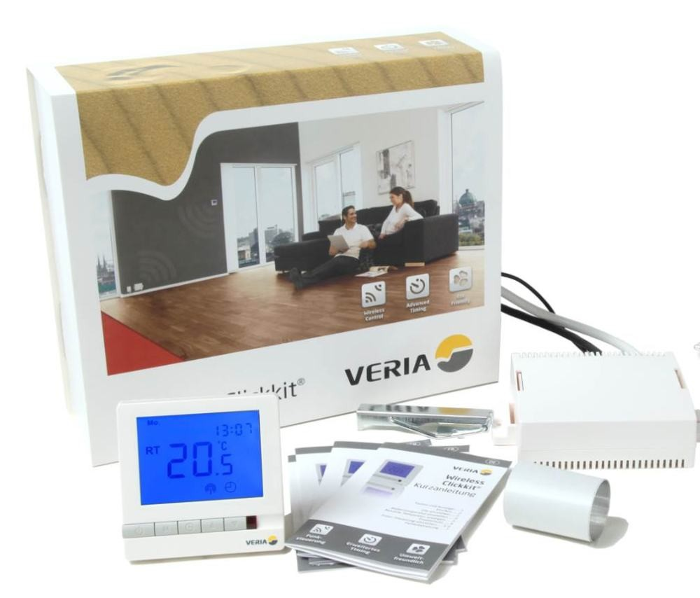 Veria Thermostat Clickkit 100 Control Box ´´mit...