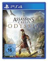 PS-4 Spiel Assassin's Creed Odyssey