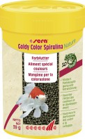 Sera Fischfutter goldy color
