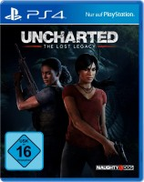 PS4 Spiel Uncharted: The Lost Legacy