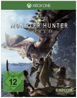 XBoxOne Spiel Monster Hunter World