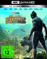 Disney Bluray 4K UDH Edition Black Panther
