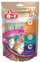 8in1 Hundesnack Delights Selection