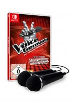 Nintendo Switch Spiel The Voice of Germany