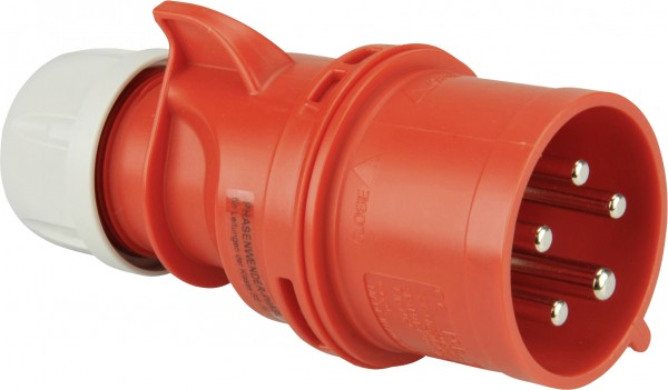 pce-cee-stecker-5-polig-32a-phasenwender-rot