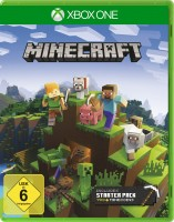 XBoxOne Spiel Minecraft Starter Collection