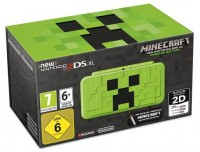 New 2DS Konsole XL Creeper Edition