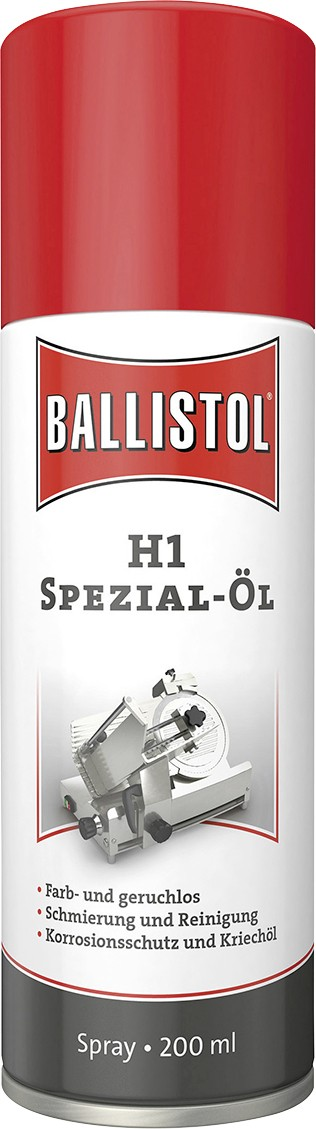 Ballistol H1-Spray 200 ml ´´´´