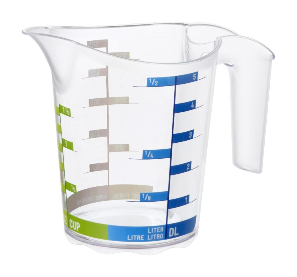 Rotho Messbecher Domino 0,5 l
