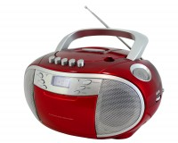 Soundmaster CD Boombox UKW/MW Radio