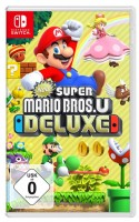 Switch Spiel New Super Mario Bros U Deluxe
