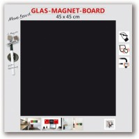 The Wall Glas-Magnetboard