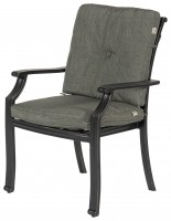 TrendLine Metallstuhl Dining Chair