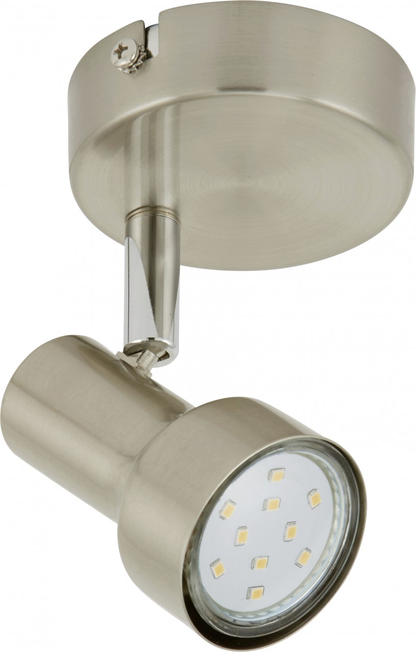 Briloner LED Spot ´´matt-nickel´´