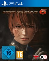 PS4 Spiel Dead or Alive 6