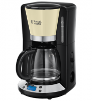 Russell Hobbs Kaffeemaschine ColoursPlus Cream
