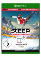 XBoxOne Spiel Steep Winter Games Edition