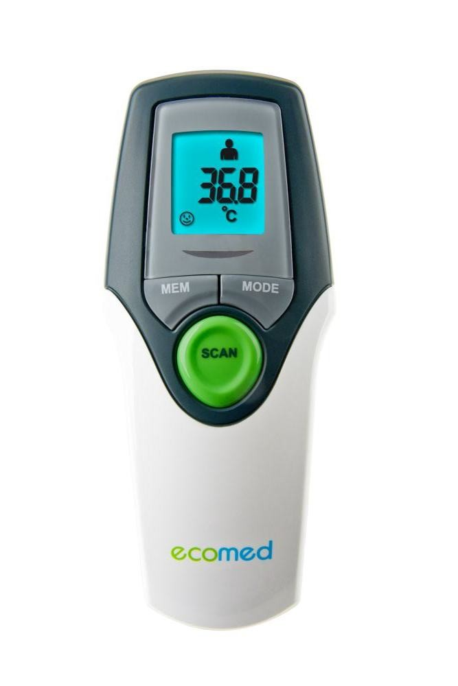 Ecomed Infrarot-Thermometer TM-65E