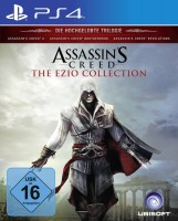 PS4 Spiel Assassin's Creed: The Ezio Collection