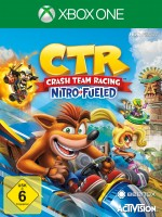 XboxOne Spiel CTR Crash Team Racing Nitro