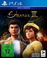 PS4 Shenmue III One Edition