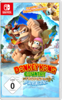 Switch Spiel Donkey Kong Country Tropical Freeze