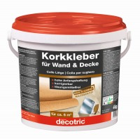 Decotric Korkkleber