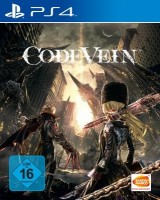 Playstation PS4 Spiel Code Vein