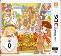 3DS Spiel Story of Seasons: Trio of Towns