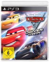 PS3 Spiel Cars 3
