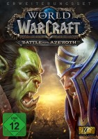 Blizzard PC Spiel World of Warcraft Battle for Azeroth