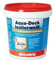 Decotric Aqua-Deck Isolierweiß