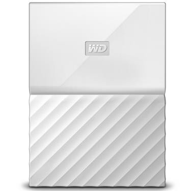 Western Digital My Passport 4TB Weiß HDD USB 3.0