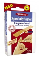 Wundmed Spezialpflaster Fingerverband