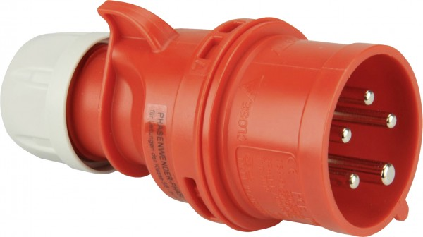 pce-cee-stecker-5-polig-16a-phasenwender-rot