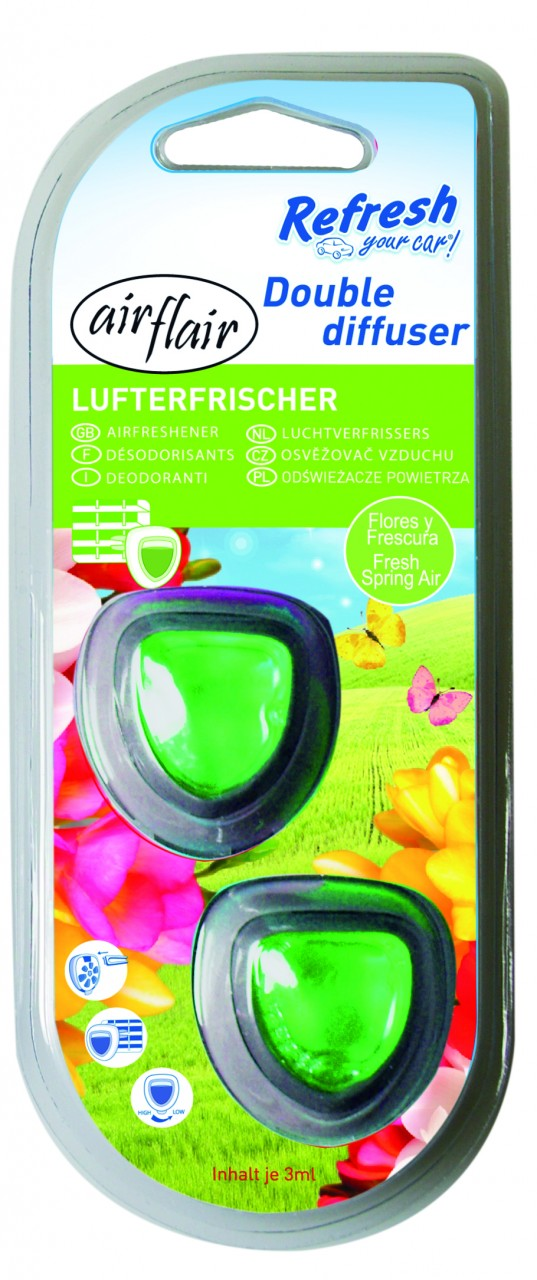 Airflair Refresh Double Diffuser ´´Flores y Fre...