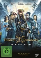 DVD Pirates of the Caribbean: