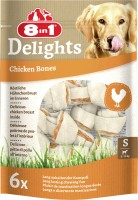 8in1 Kauknochen Delights Chicken