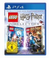 PS-4 Spiel Harry Potter LEGO Collection