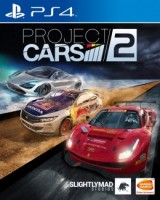 PS4 Spiel Project CARS 2
