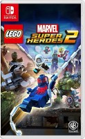 Switch Spiel Lego Marvel Super Heroes 2